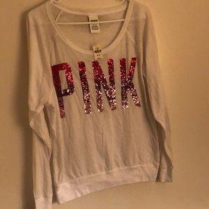 NWT Victoria's Secret Pink Top
